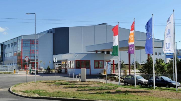 Az Unilever Veszprémi Algida Jégkrémgyára