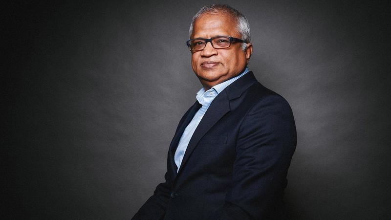 Stan Sthanunathan, EVP, Consumer Market Insights, looking to camera