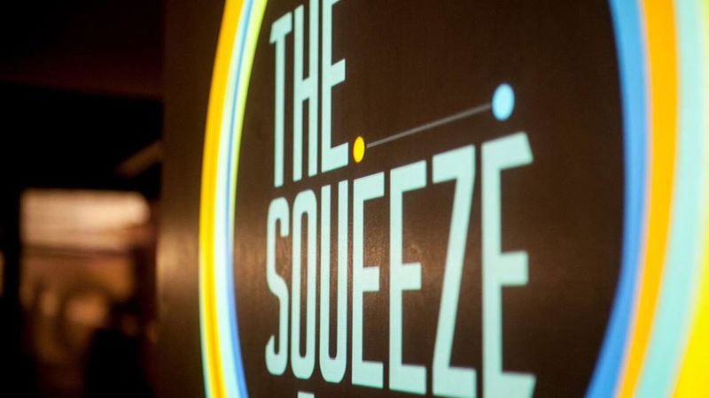 The Squeeze is coming back once more. Orange Grove
