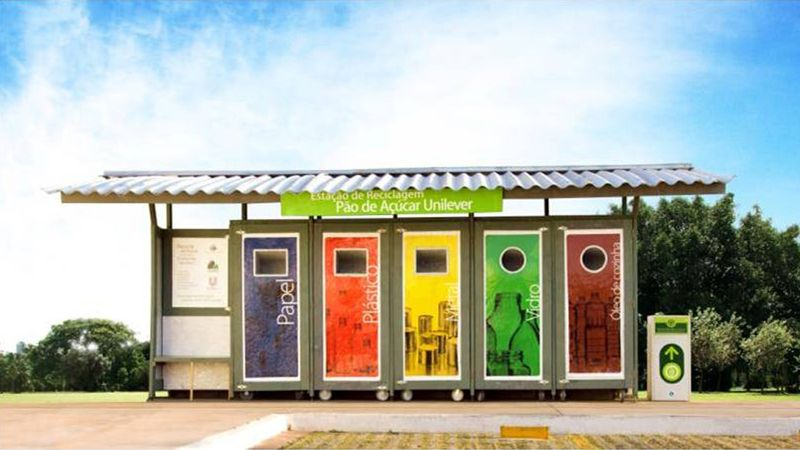 Recycling bank