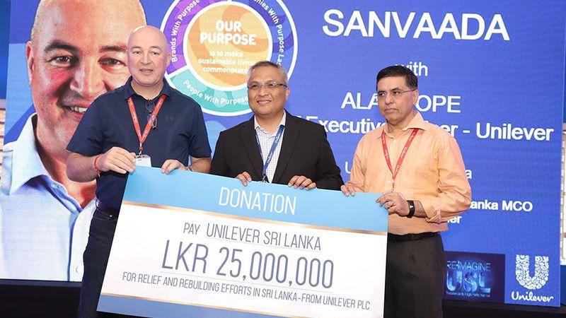 Sri lanka donation given
