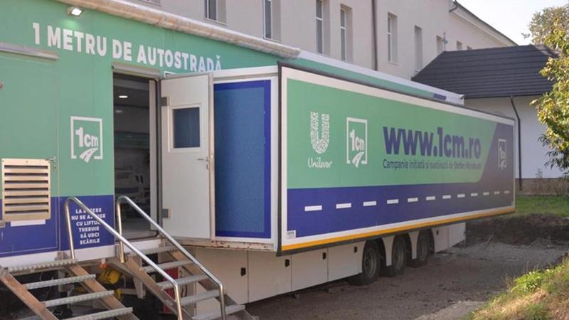Unitate mobila Unilever