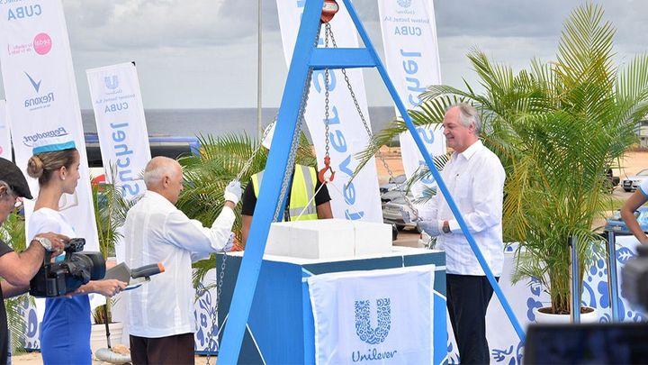 Unilever investe em Cuba