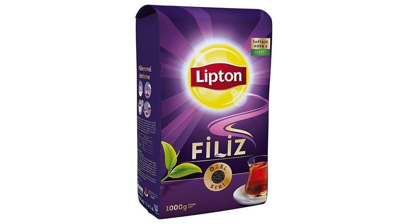 Turkey Lipton Dokme Poset 1000g Ozel Seri LFI