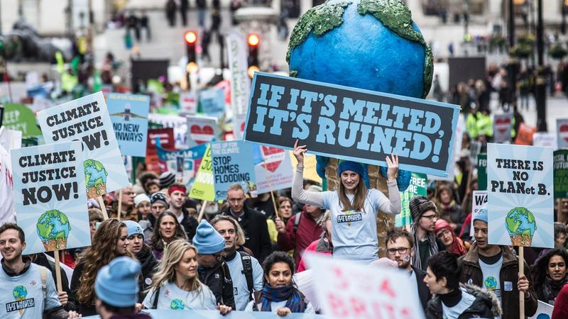 Ben and Jerry's climate action