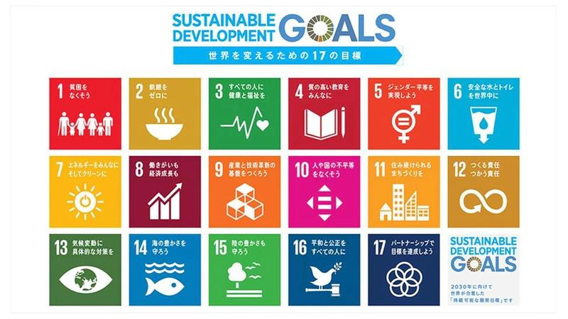 Japan sustainable living graph
