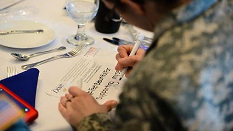 Purpose, Practice - military