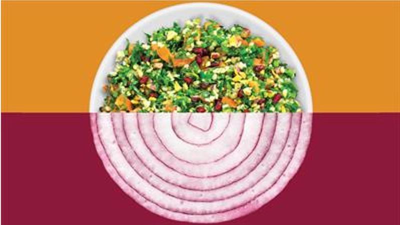 A bowl of vegatables