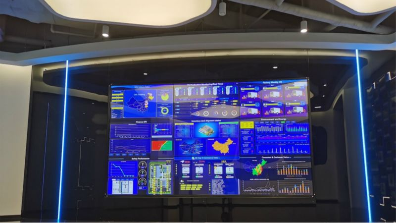 E2E Performance to Drive Digital Supply Chain