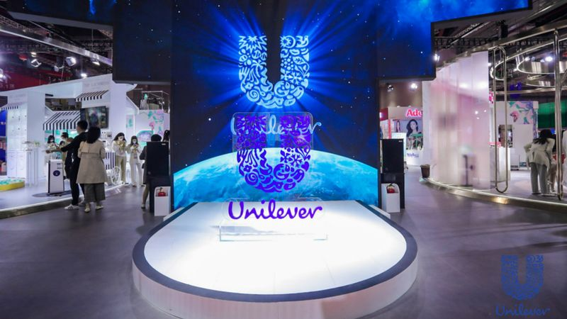 Unilever joins the 3rd CIIE