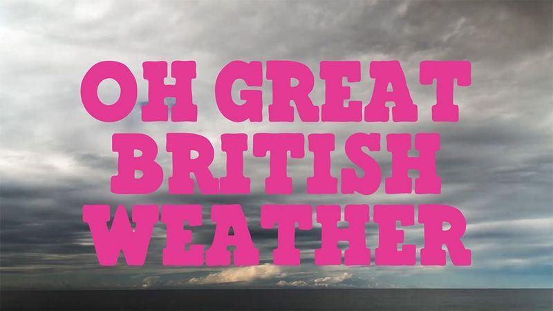 UK British weather