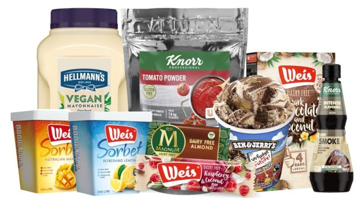 """""""Future Foods"""" products image"""