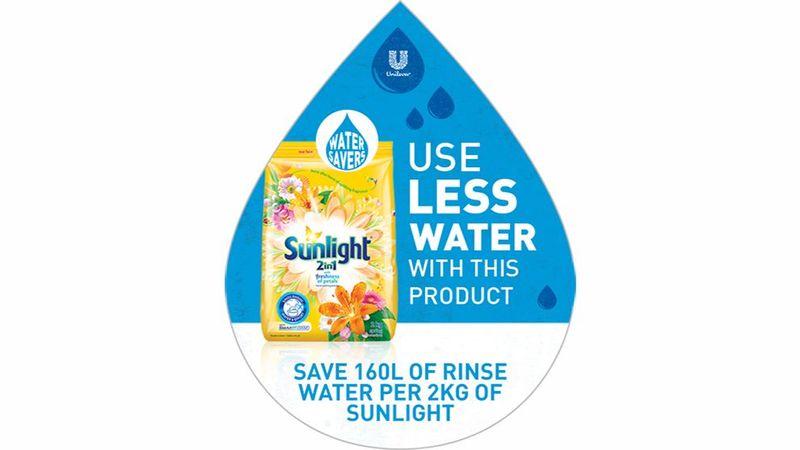 Water Savers Sunlight