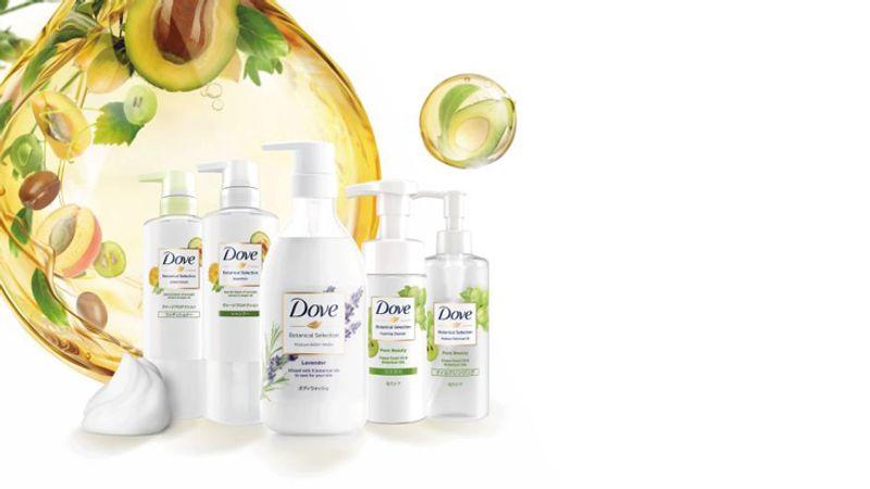 Dove-Botanical-Selection