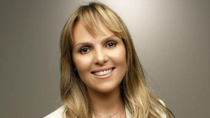 Aline Santos, Executive Vice President of Global Marketing for Unilever