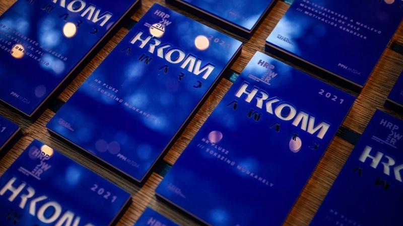 HRKOMM Award díjak