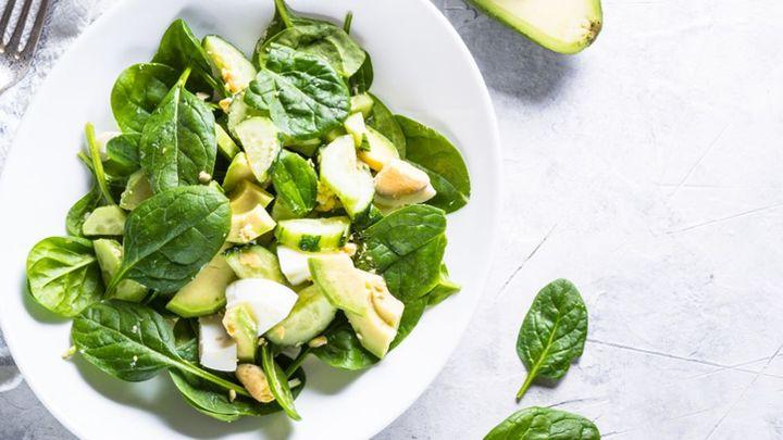 Seasonal Spring Produce chart like Asparagus, Avocados, Broccoli, Cabbage, Carrots, Celery, Collard Greens, Garlic