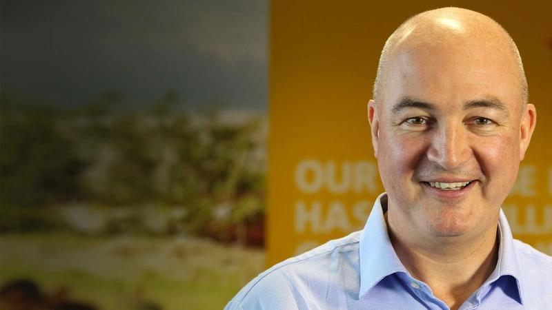 Feature image - Alan Jope, Unilever CEO, 2019