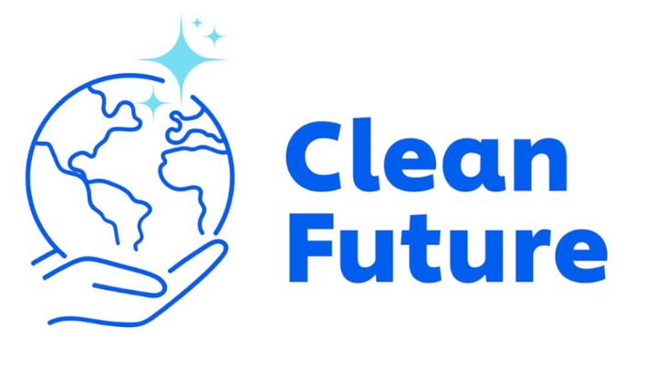 Clean Future Logo