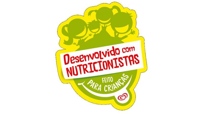 Desenvolvido com nutricionistas feito para crian?as