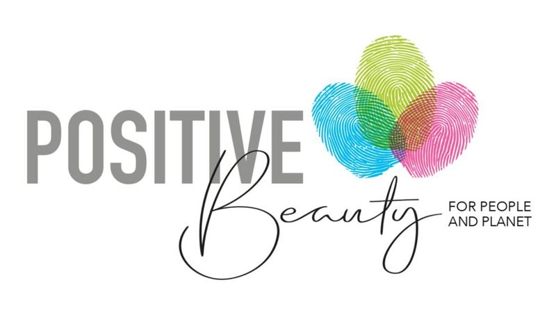 Positive beauty logo