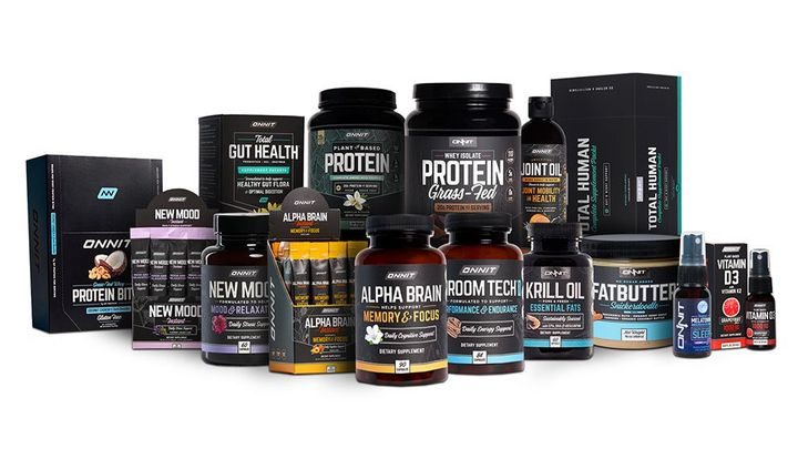 Onnit product display