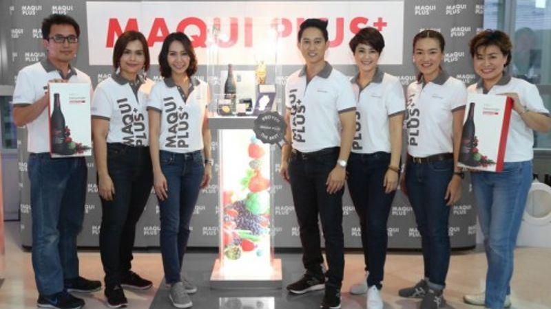 Beyond Maqui Plus win Inpex 2016