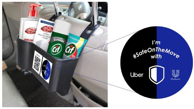 uber products