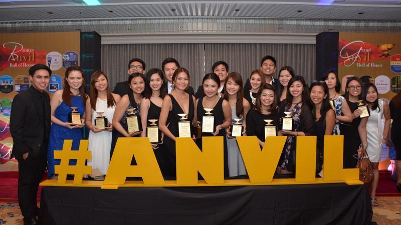 unilever anvil awards