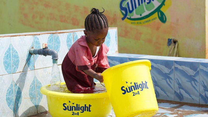 Feature image - Sunlight girl