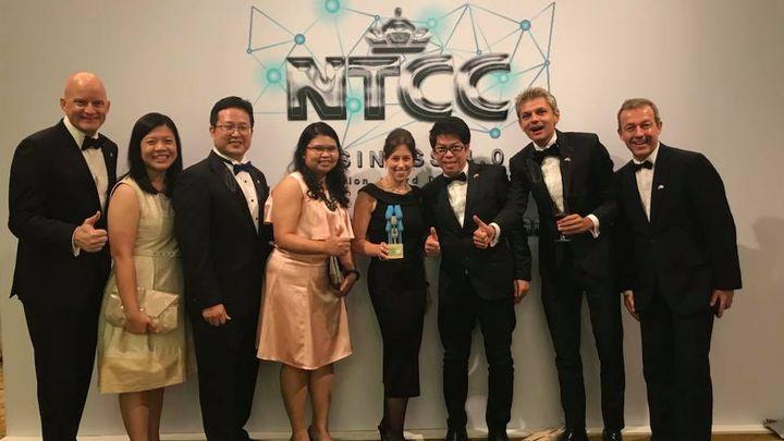 NTCC Business Innovation Award 2017