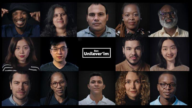 Ben Unilever'im kapak fotografı