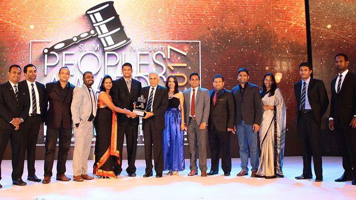 Unilever Sri Lanka Wins Big at SLIM Nielsen People's Awards 2017