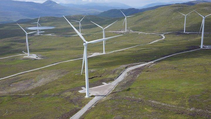 Eneco wind farm