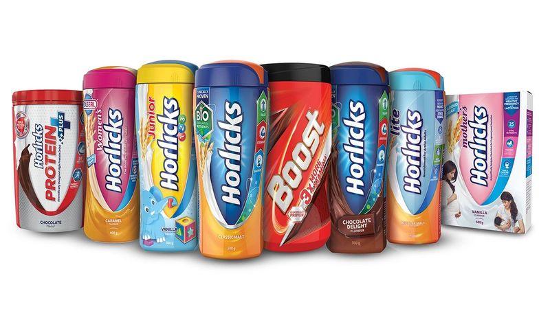 Horlicks products