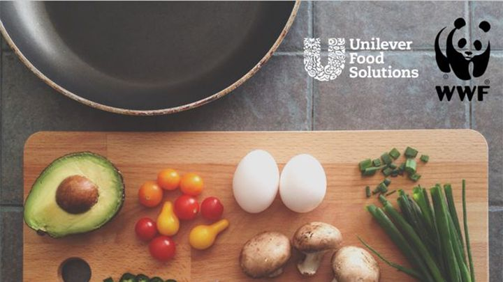 Unilever Food Solutions Greece - Kitchen table