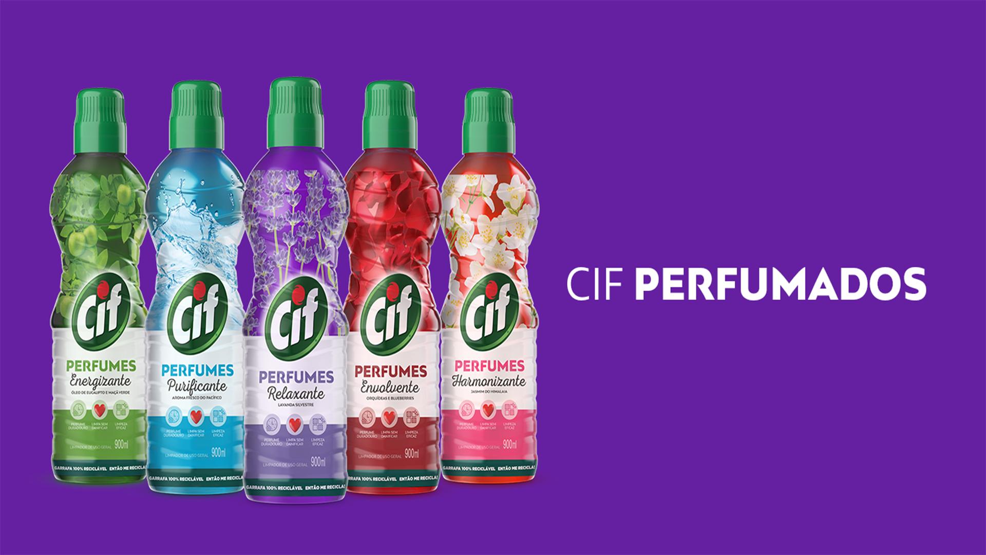 Brazil Cif Perfumados