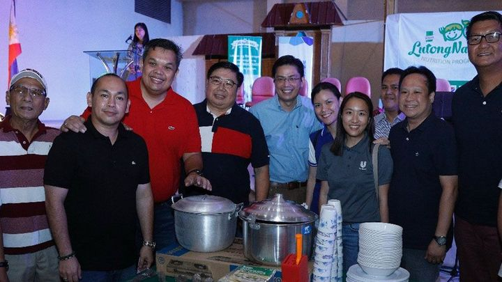 PHL feeding and cooking utensils for school beneficiaries
