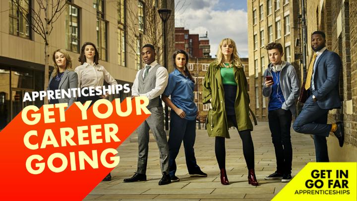 Get In Go Far Apprenticeships
