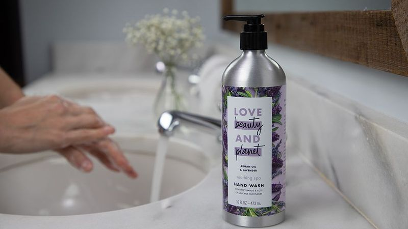 Love Beauty and Planet product 2019