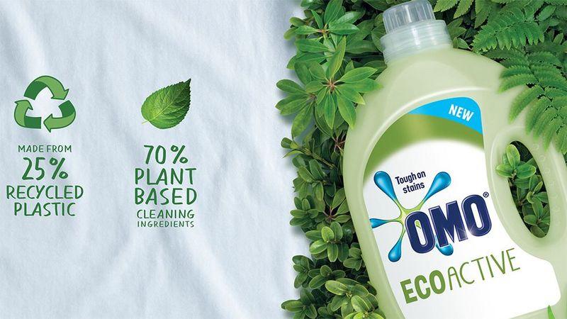 OMO Eco key visual