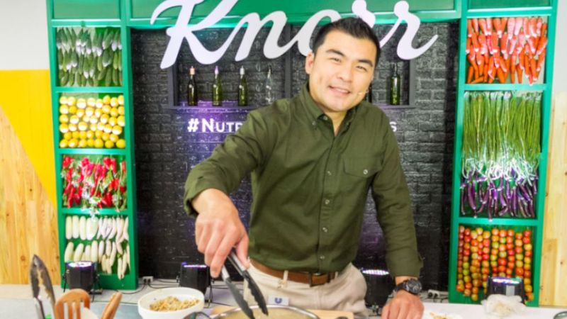 Knorr- man cooking