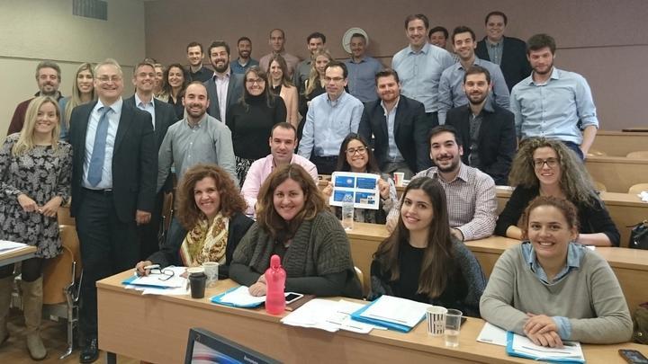 Συνεργασία φοιτητών του ALBA MBA στο πλαίσιο του μαθήματος Marketing Management
