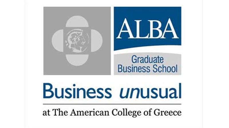 Συνεργασία φοιτητών του ALBA MBA