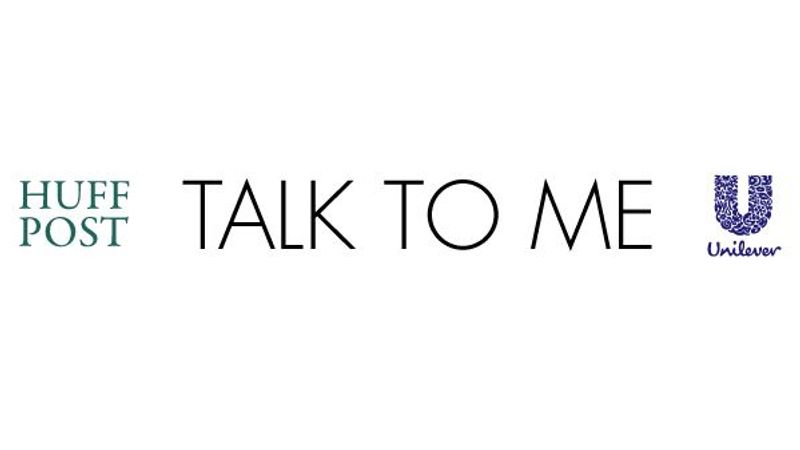 Talk to Me logo screen
