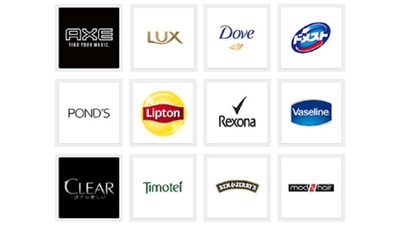 brands page