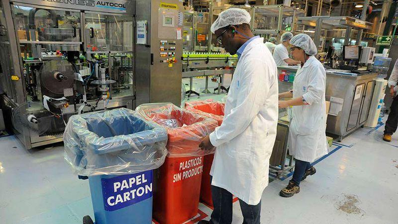Unilever compromiso reciclaje plastico