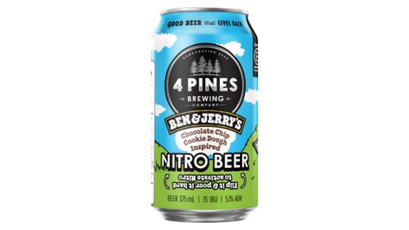 Picture of can of 4Pines Cookie Dough Inspired Pale Ale