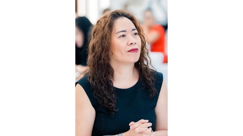 Bà Nguyễn Thị Bích Vân - Chủ tịch Unilever Việt Nam
