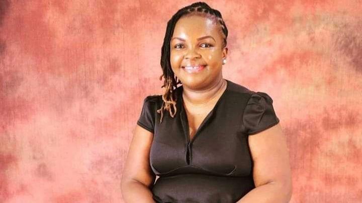 Everlyne Mbaluka